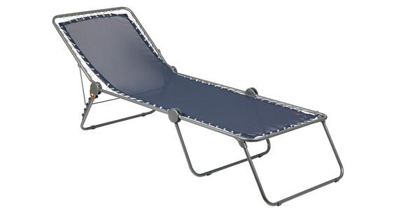 Lafuma SIESTA L Classic Batyline campingbed grijs/blauw